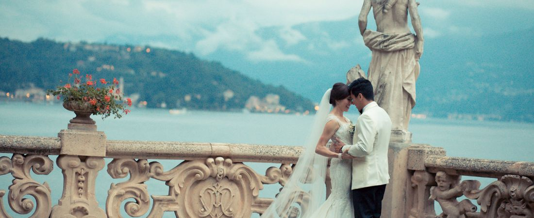 Wedding in Lake Como