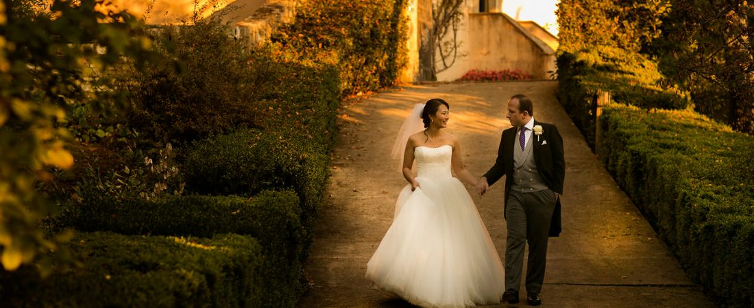 Luxury Villa Wedding in Florence