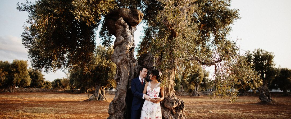 Aparna and Nicholas Picturesque Apulian Wedding