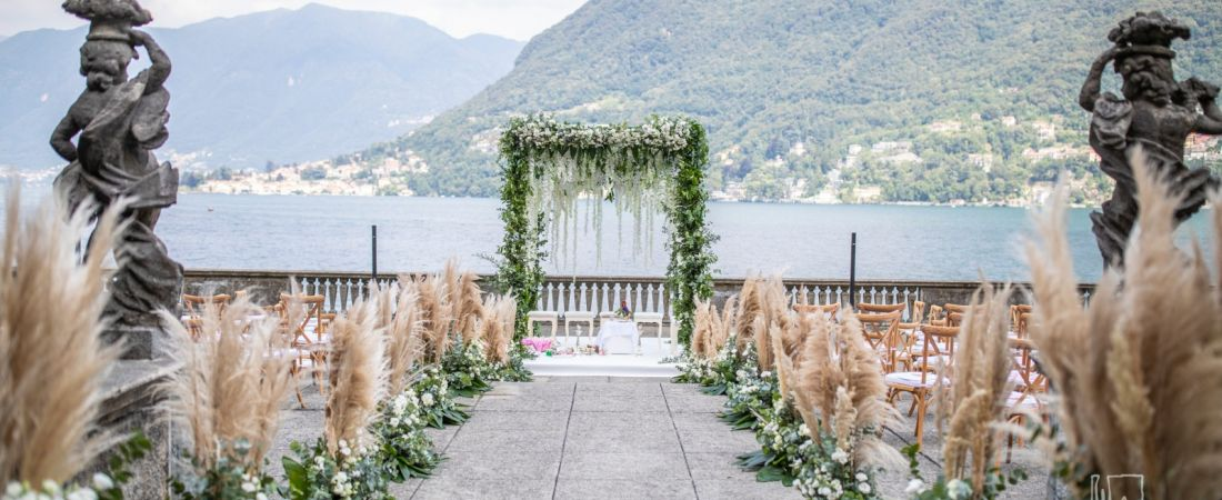 Ceremony Décor Ideas for your Wedding in Italy