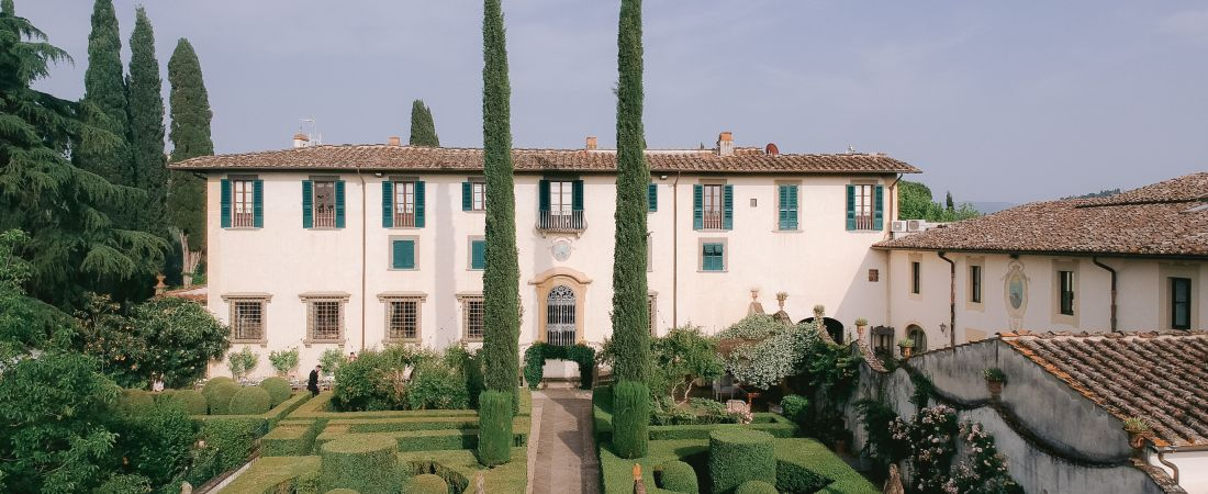 Florence Wedding at Villa Le Piazzole