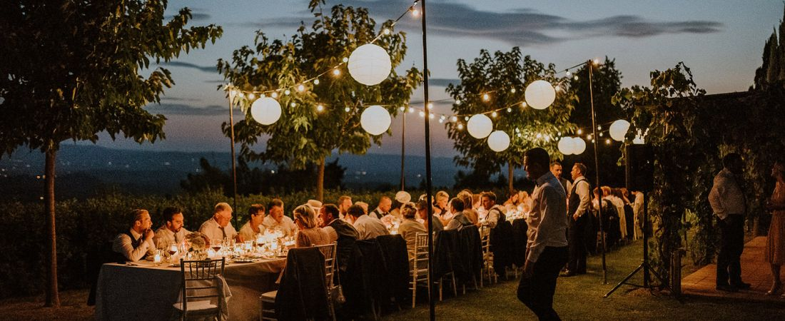 Romanticissimo wedding in Tuscany!