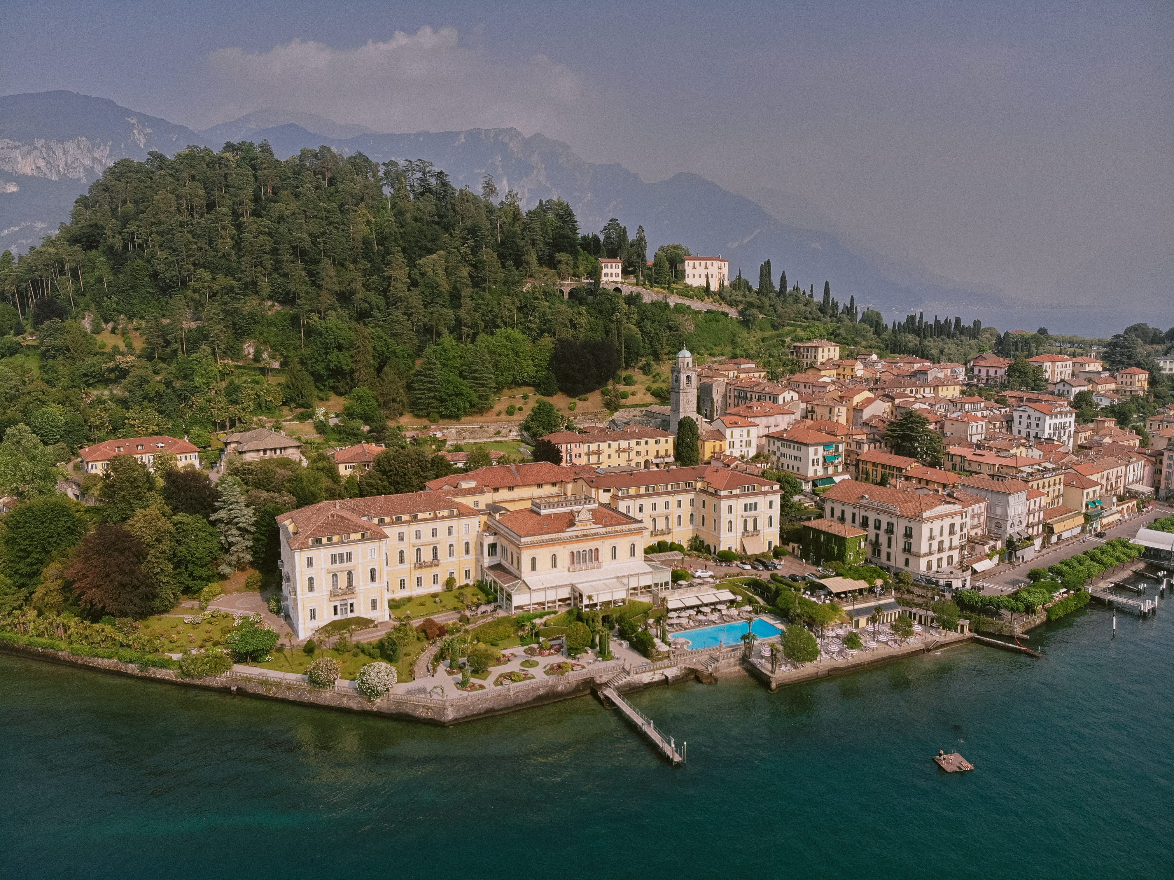 Lake Como wedding at Villa Serbelloni