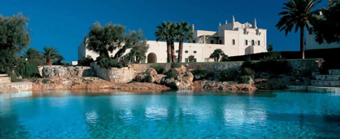 The top venues for a wedding in Puglia